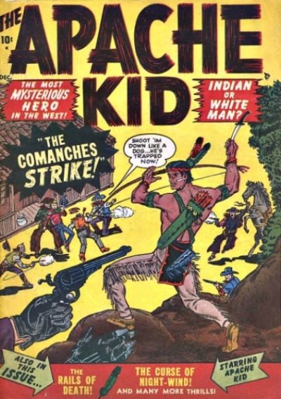 Apache Kid Vol 1 53
