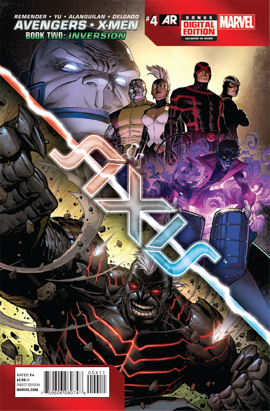 Avengers & X-Men: AXIS Vol 1 4