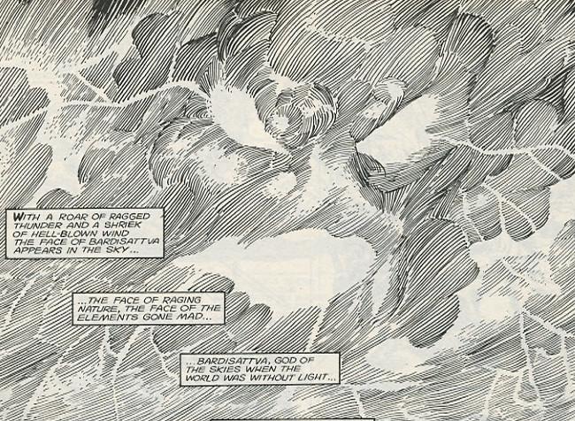 Bardisattva (Earth-616)