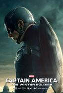 Captain America The Winter Soldier poster 002