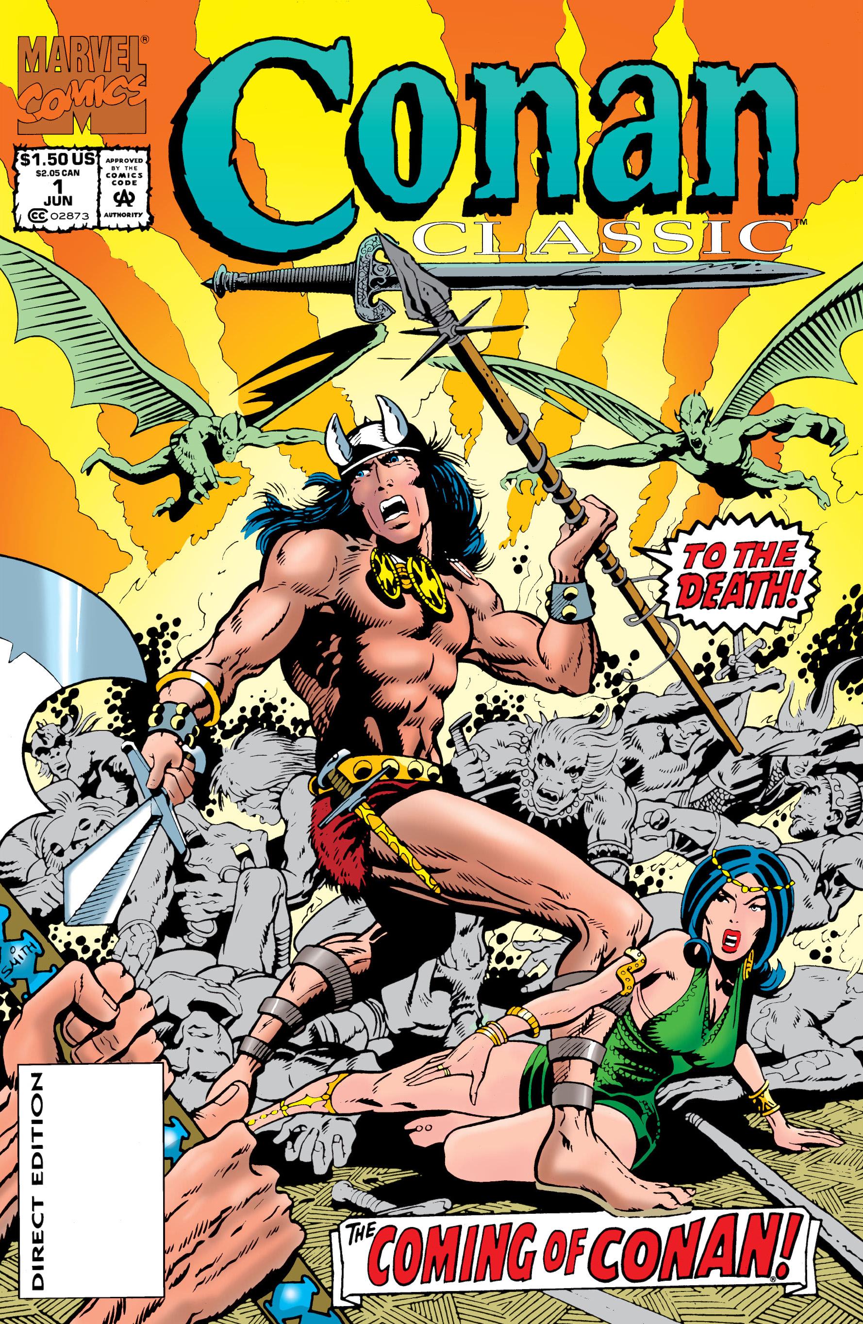 Conan Classic Vol 1