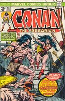 Conan the Barbarian Vol 1 58