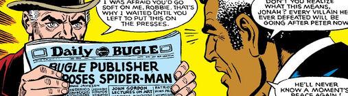 Daily Bugle (Earth-7736)