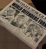 Daily Bugle (Warp World) (Earth-616)