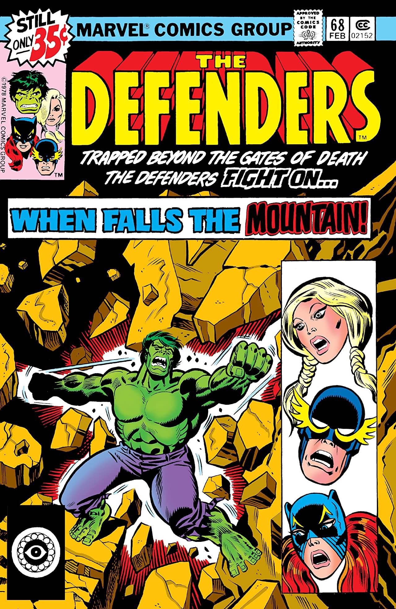 Defenders Vol 1 68