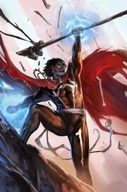Doctor Voodoo Avenger of the Supernatural Vol 1 1 Textless.jpg