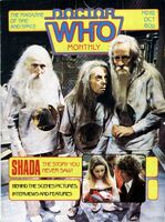 Doctor Who Monthly Vol 1 81