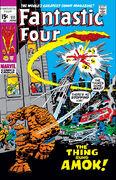 Fantastic Four Vol 1 111