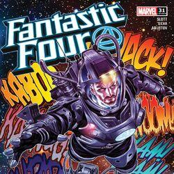 Fantastic Four Vol 6 31