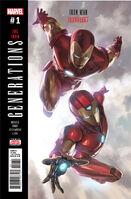 Generations Iron Man & Ironheart Vol 1 1