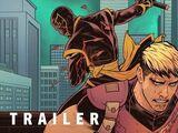Hawkeye: Freefall Vol 1 1