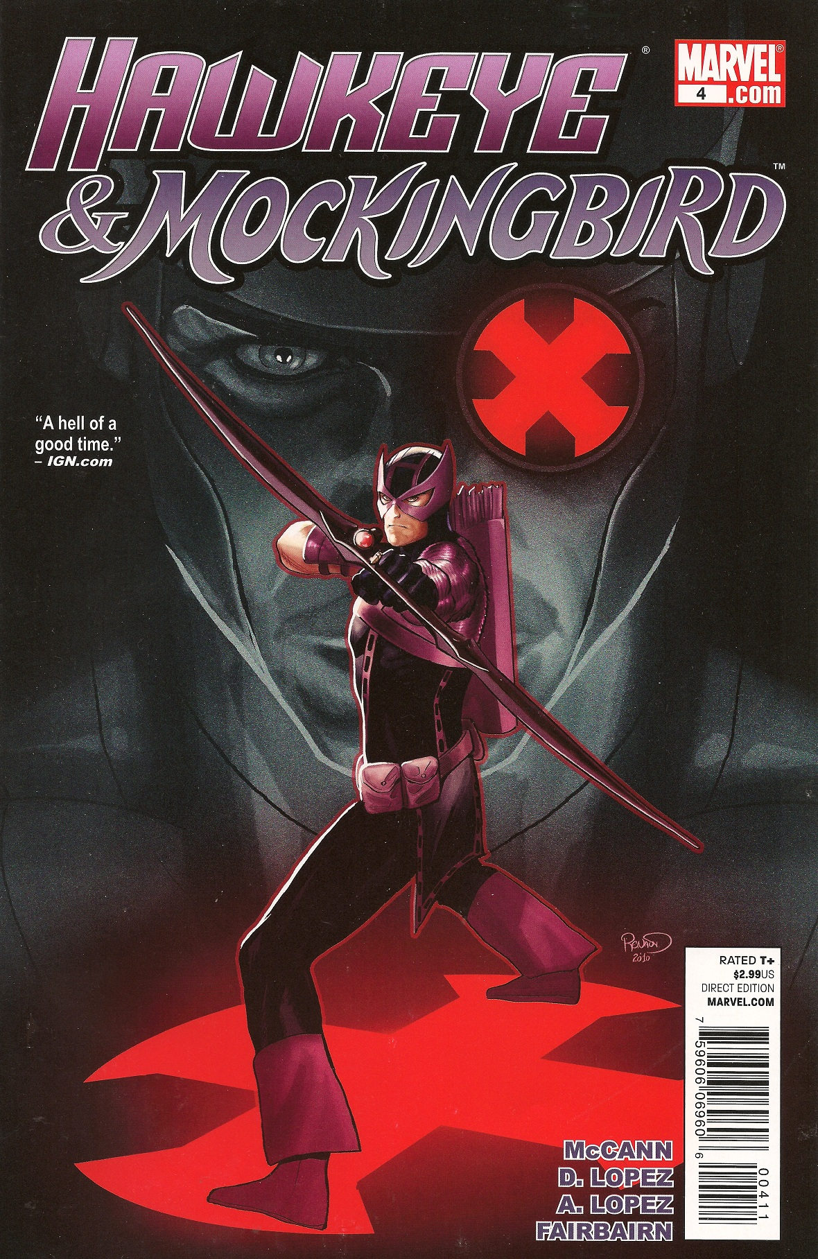 Hawkeye & Mockingbird Vol 1 4