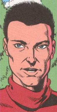 Jake Grenfire (Earth-616)
