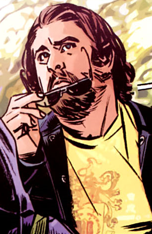 Jerry Goodman (Earth-1219)
