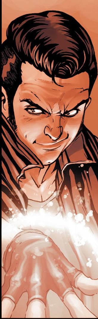 John Hashimoto (Earth-616)