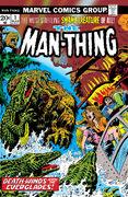 Man-Thing Vol 1 3
