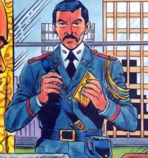 Manuel Flores De Ortega (Earth-616)