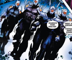 Mapmakers (Multiverse) from New Avengers Vol 3 14 0001.png