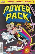 Marvel's Greatest Creators Power Pack Vol 1 1
