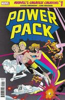 Marvel's Greatest Creators Power Pack Vol 1 1