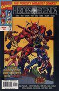 Marvel Heroes & Legends Vol 2 1