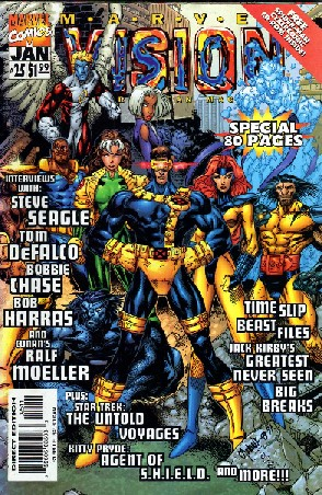 Marvel Vision Vol 1 25