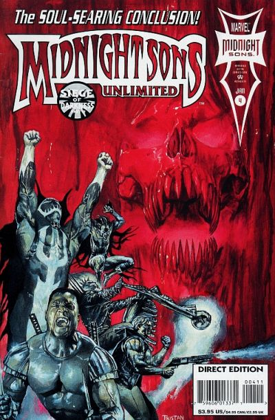 Midnight Sons Unlimited Vol 1 4