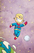 Miracleman Vol 1 1 Baby Variant Textless