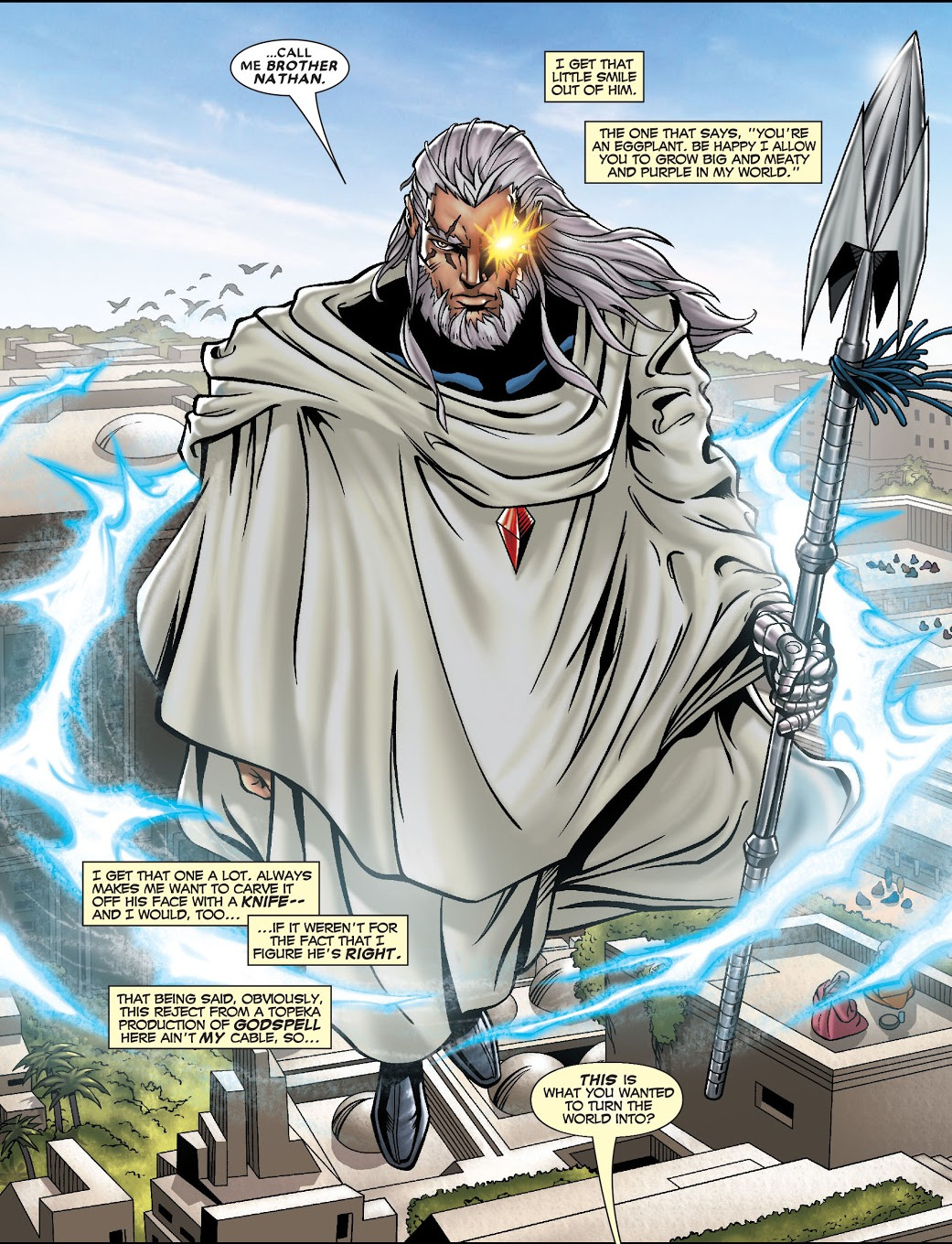 Nathan Summers (Earth-58161)