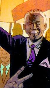 Nelson Mandela (Earth-616)