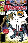 New Warriors Vol 1 7