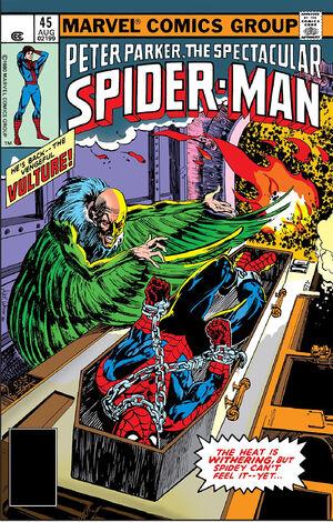 Peter Parker, The Spectacular Spider-Man Vol 1 45.jpg