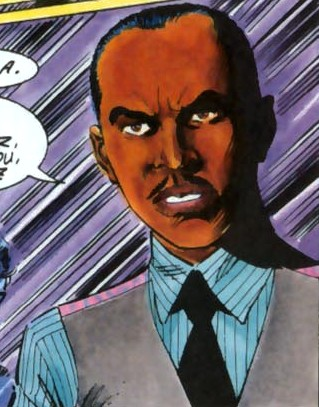 Quincy Jefferson (Earth-616)