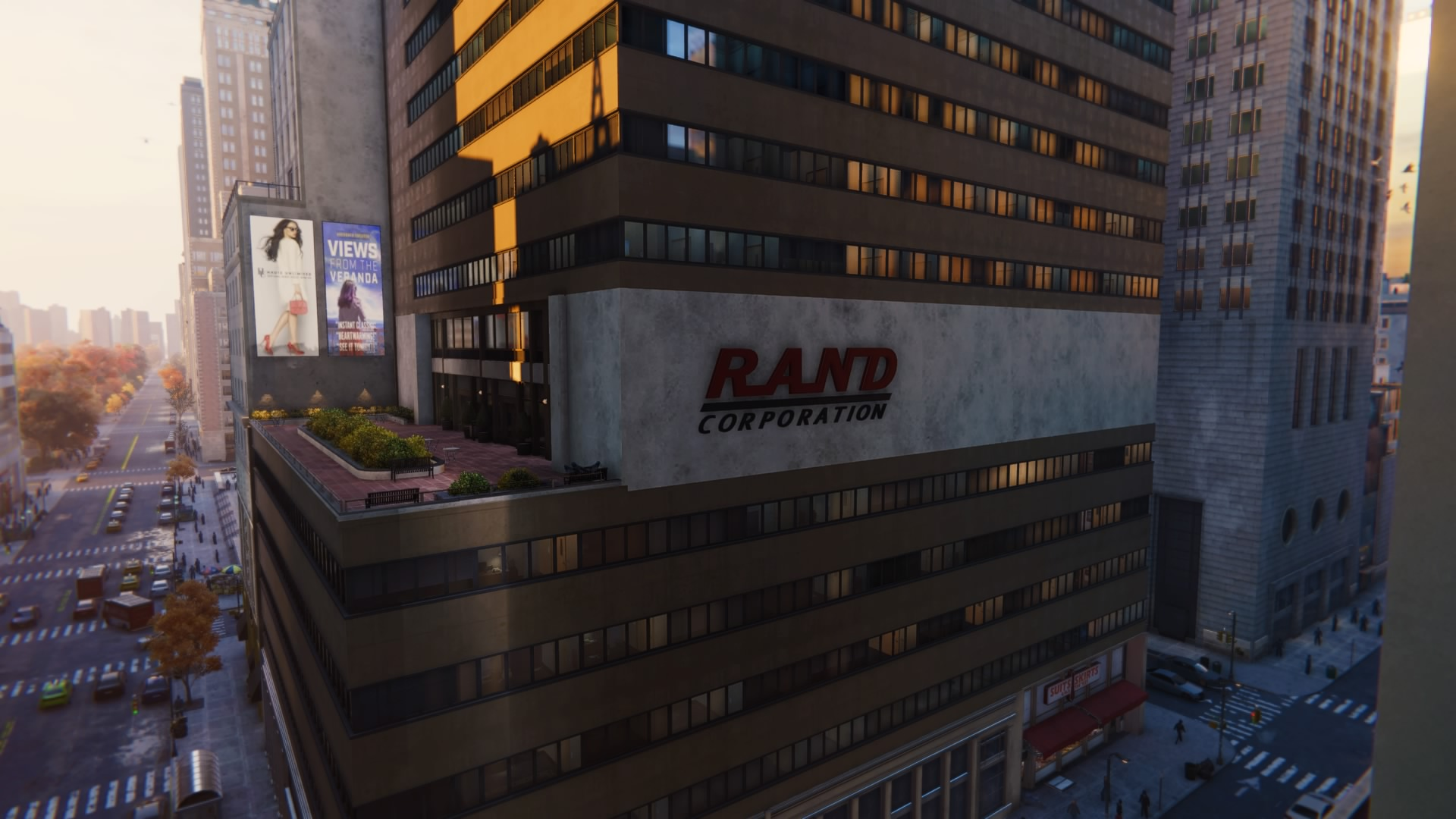 Rand Corporation (Earth-1048)
