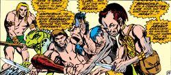 Savage Land Mutates (Earth-616) from X-Men Vol 1 62 0001.jpg