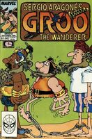 Sergio Aragonés Groo the Wanderer Vol 1 43