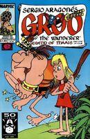 Sergio Aragonés Groo the Wanderer Vol 1 80