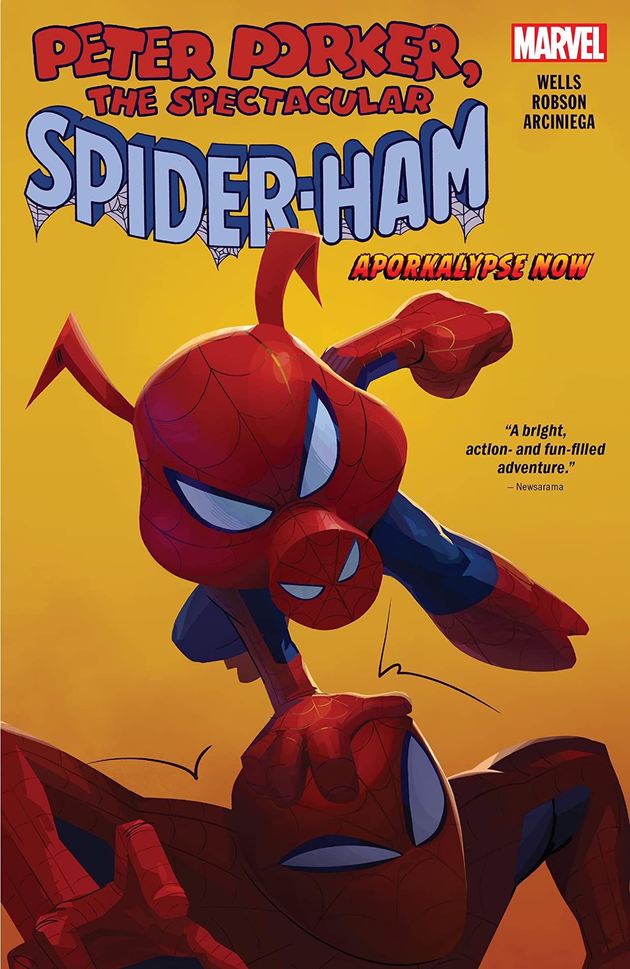 Spider-Ham: Aporkalypse Now TPB Vol 1 1