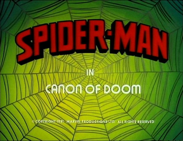 Spider-Man (1981 animated series) Season 1 17