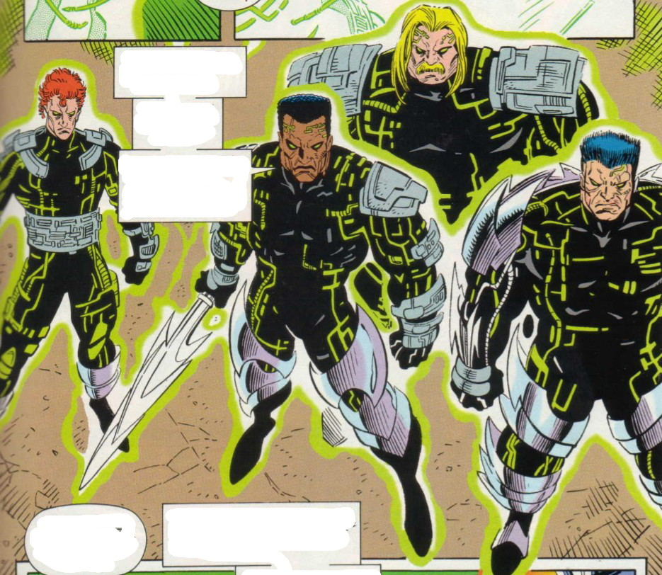 Stalkers (Earth-616)