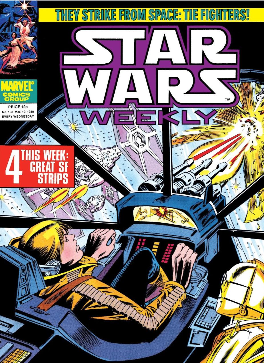Star Wars Weekly (UK) Vol 1 108