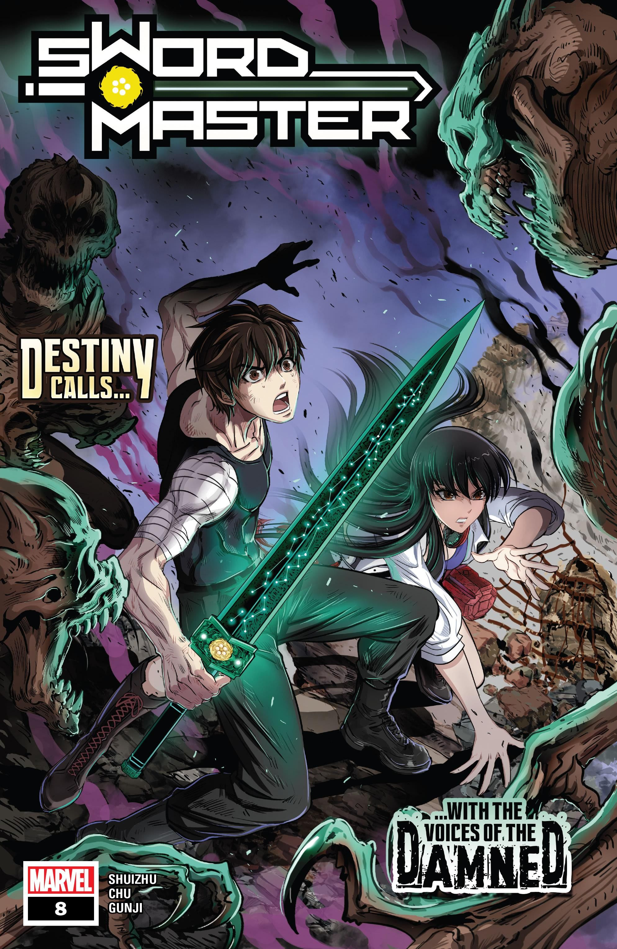 Sword Master Vol 1 8
