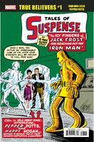 True Believers Iron Man 2020 - Pepper Potts Vol 1 1
