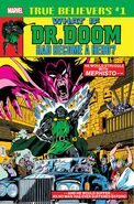 True Believers What If Dr. Doom Had Become a Hero? Vol 1 1