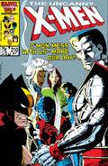 Uncanny X-Men Vol 1 210