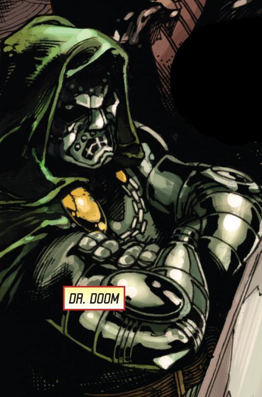 Victor von Doom (Earth-2319)