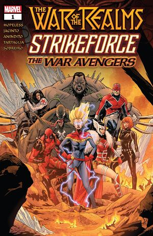 War of the Realms Strikeforce The War Avengers Vol 1 1.jpg