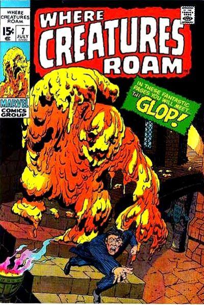 Where Creatures Roam Vol 1 7