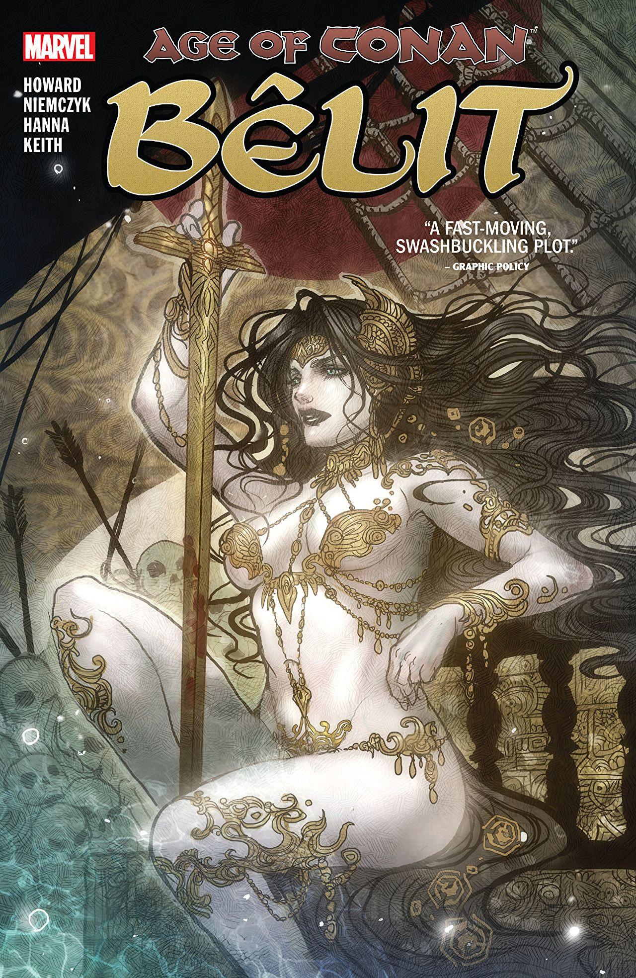 Age of Conan: Bêlit TPB Vol 1 1