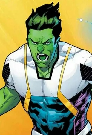 Amadeus Cho (Earth-616)